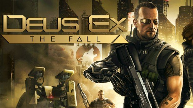 Deus Ex: The Fall для андроид