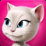 Talking Angela на андроид