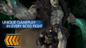 Batman: Arkham City Lockdown для андроид