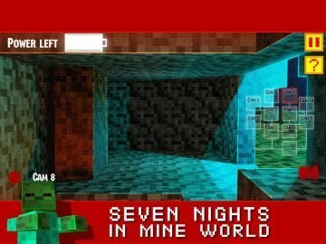 Seven Nights In Mine World