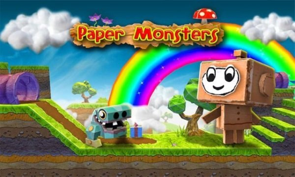 Paper Monsters для андроид