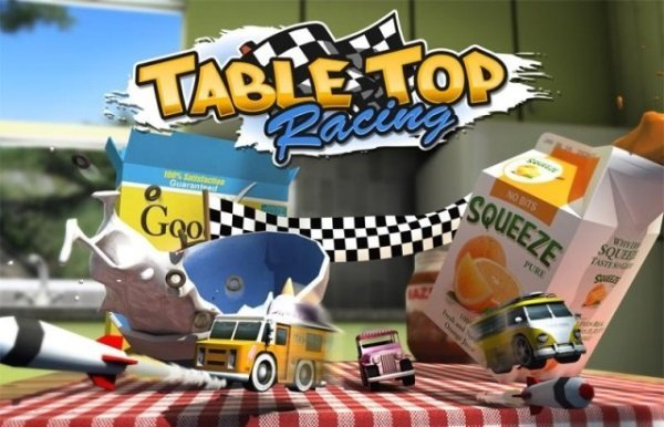 Table Top Racing для андроид