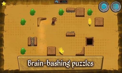 Jail Run Puzzle