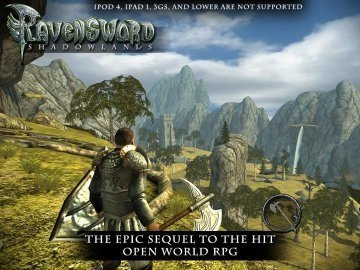 Ravensword shadowlands для андроид
