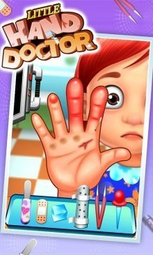 Hand Doctor - kids games андроид