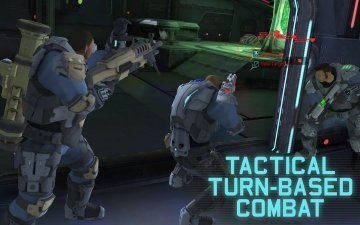 XCOM: Enemy Unknown на андроид