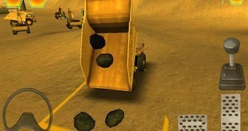 взлом Mining Truck Driving