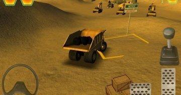 скачать Mining Truck Driving