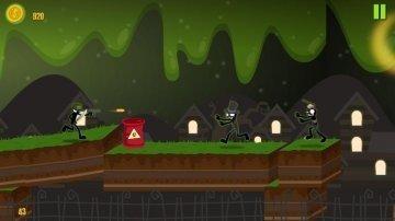 скачать Stickman Zombie Killer Games