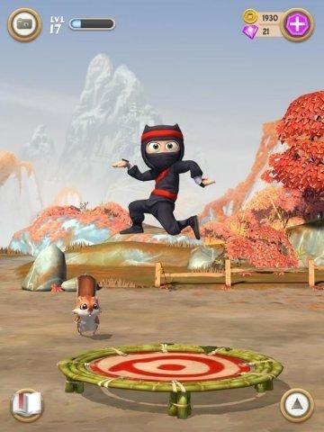 взлом Clumsy Ninja