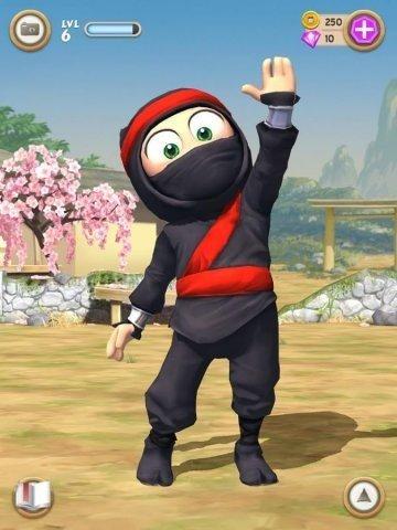 Clumsy Ninja скачать