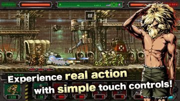 METAL SLUG DEFENSE на андроид