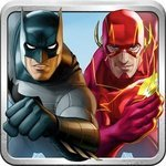 Batman & he Flash Hero Run для Андроид