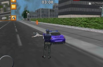 прохождение Crime City Real Police Driver