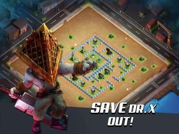 X-War: Clash of Zombies