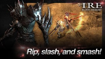 Ire: Blood Memory Мод bug fix