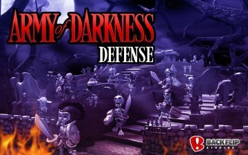 Army of Darkness Defense Мод Много денег